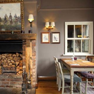 A photo of The Kestrel restaurant