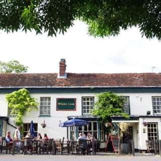 A photo of The White Lion - Yateley restaurant