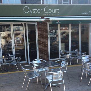 Una foto del restaurante Oyster Court