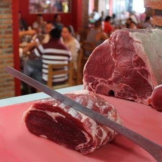 Una foto del restaurante Sonora al Sur