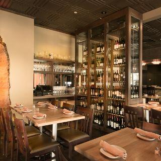 A photo of Rosine's Mediterranean Grill restaurant