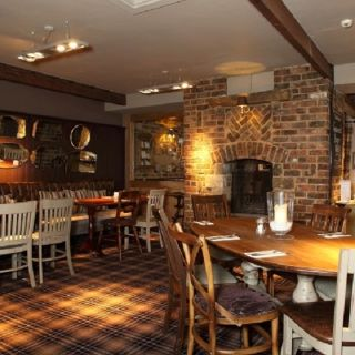 A photo of The Roundhay Fox restaurant