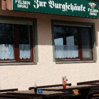 Una foto del restaurante Zur Burgschänke