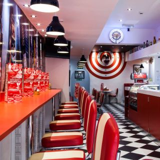 Foto von Grand Daddy's Diner Restaurant