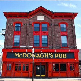 A photo of McDonagh's Pub restaurant