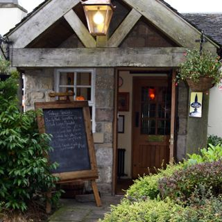 A photo of The Stables restaurant
