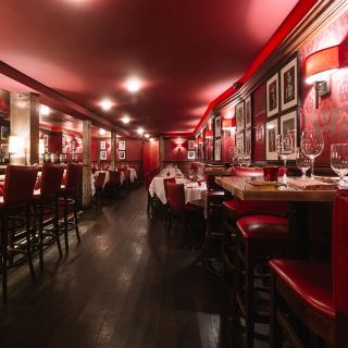 A photo of Strip House Speakeasy restaurant