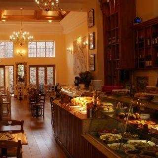 A photo of The Italian Club Restaurant restaurant