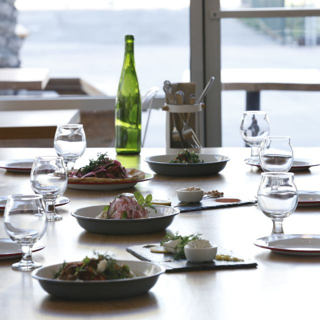 Spread Mediterranean Kitchen Los Angeles Ca Opentable