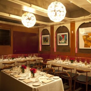 Una foto del restaurante Ginny's Supper Club