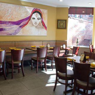 A photo of Kashmir restaurant