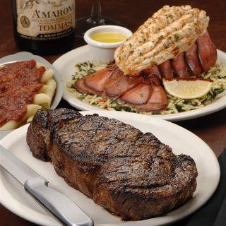 A photo of Delmonico's Italian Steakhouse - Orlando restaurant