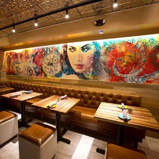 A photo of Article 24 restaurant