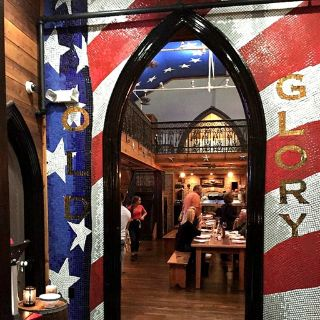 A photo of Old Glory Kitchen + Spirits restaurant