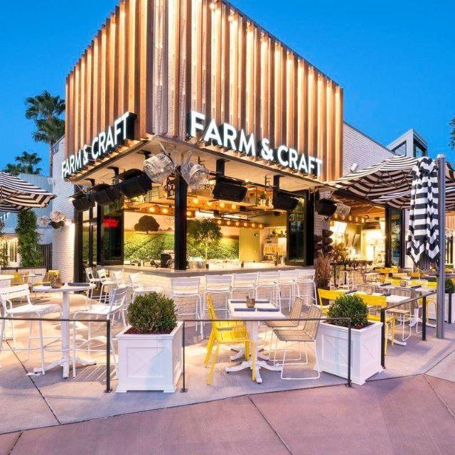 Farm And Craft Scottsdale Restaurant