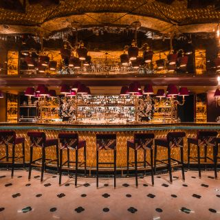 A photo of Park Chinois restaurant