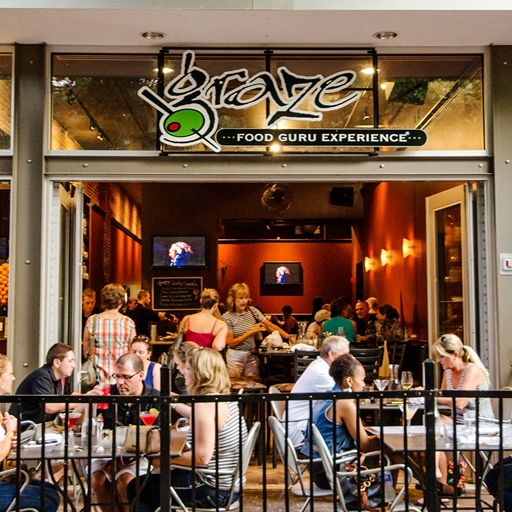 Graze Restaurant Iowa City Ia