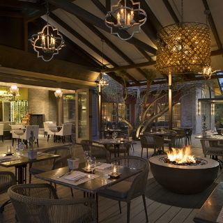 Foto von Lucia Restaurant & Bar - Bernardus Lodge & Spa Restaurant