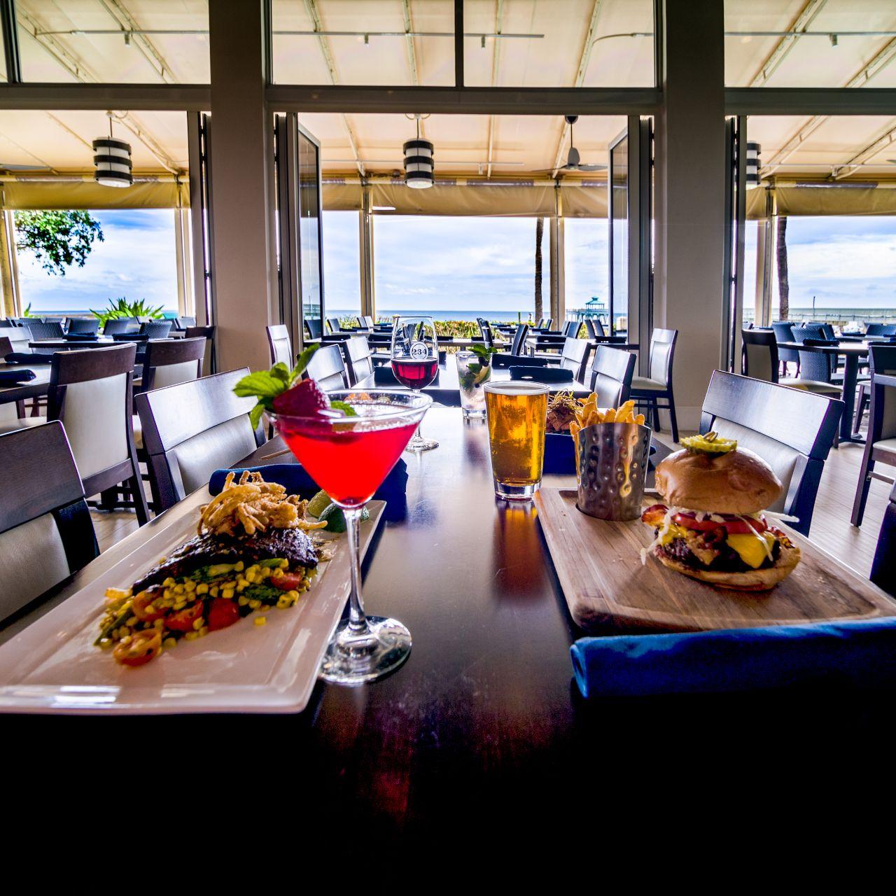 Oceans 234 Restaurant Deerfield Beach