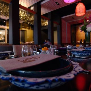 A photo of Lao Table restaurant