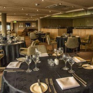 Una foto del restaurante White Tower Restaurant
