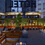 Empire Rooftop @ Empire Hotel Private Dining