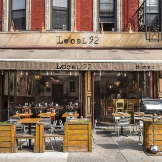 A photo of Local 92 restaurant