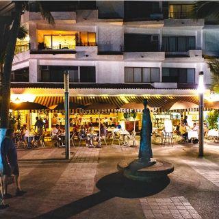 Una foto del restaurante Vitea Oceanfront Bistro