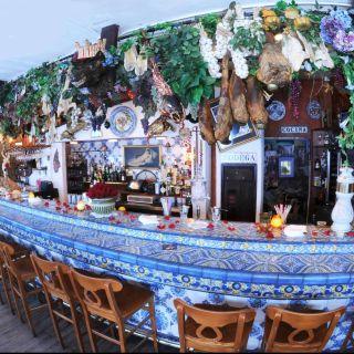 A photo of Dali restaurant