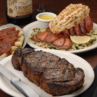 A photo of Delmonico's Italian Steakhouse - Clifton Park restaurant