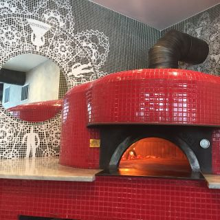 A photo of Forno Rosso Pizzeria - West Loop restaurant