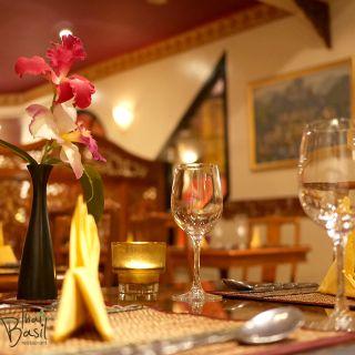 A photo of Thai Basil restaurant