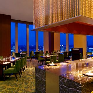 A photo of Symphony - The Westin Sendai restaurant