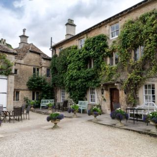 A photo of Guyers House - The Restaurant restaurant