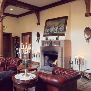 Foto von Romantik Hotel Schloss Rettershof Restaurant