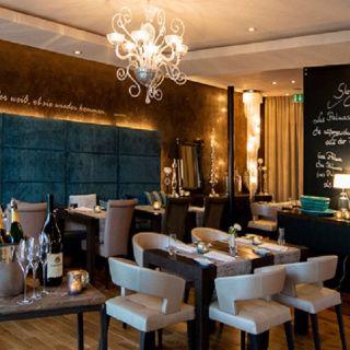 A photo of ADAGIO im Atrium Hotel restaurant