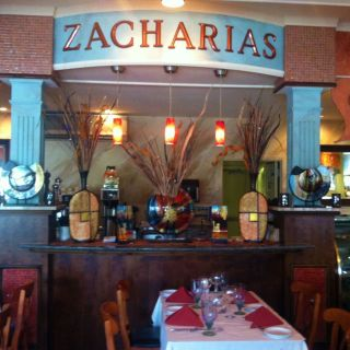 A photo of Zacharias Creek Side Cafe restaurant