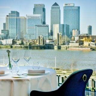A photo of Peninsula Restaurant - InterContinental London The O2 restaurant