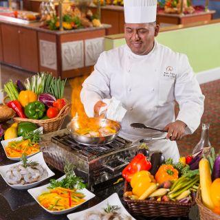 A photo of Café Gauguin at Rosen Centre restaurant
