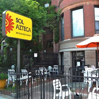 A photo of Sol Azteca Restaurant restaurant