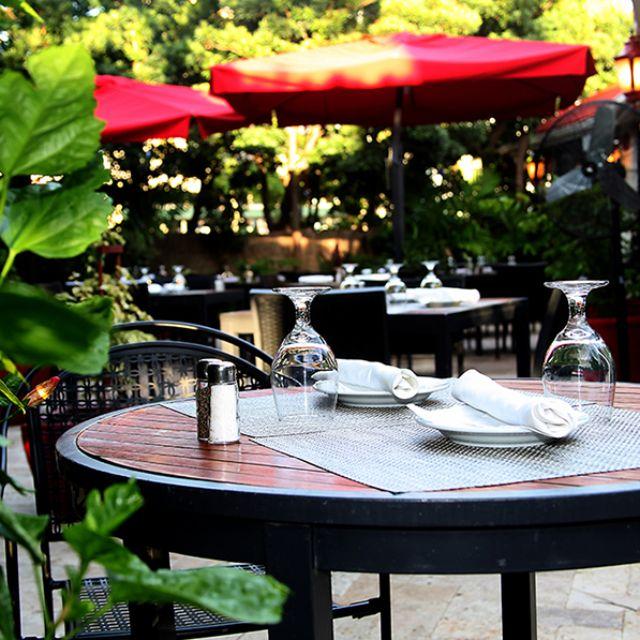 Babylon Mediterranean Kitchen Bar