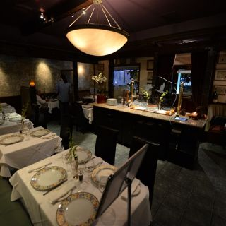 A photo of Le Sanglier restaurant