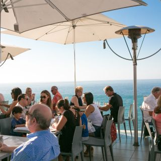 Ocean Terrace - George's at the Cove