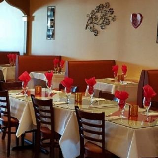 A photo of Taj Indian Cuisine restaurant