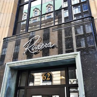 A photo of Riviera restaurant