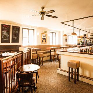 A photo of Amadeus Restaurant & Bar restaurant