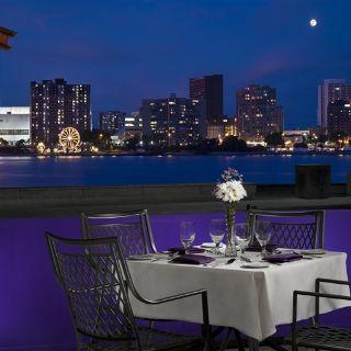A photo of Andiamo - Riverfront restaurant