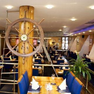 A photo of Britannia Spice restaurant