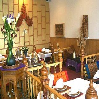 A photo of Olarn Thai Cuisine restaurant