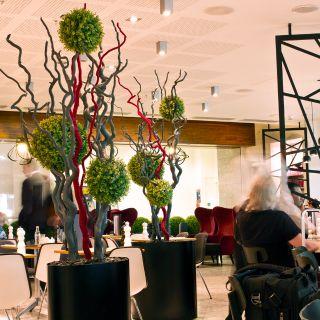 A photo of Rhubarb Restaurant & Bar restaurant